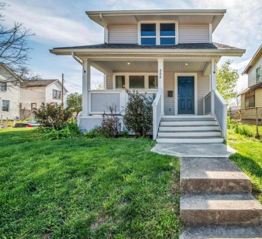 888 Heyl Avenue, Columbus, OH 43206 (MLS #218017033) :: Berkshire Hathaway HomeServices Crager Tobin Real Estate