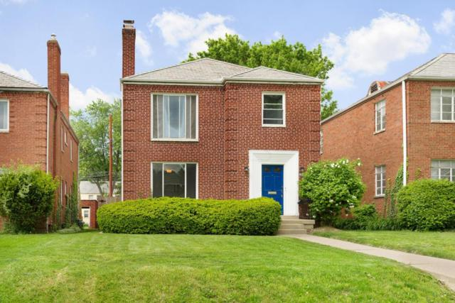 1461 Ashland Avenue, Columbus, OH 43212 (MLS #218017111) :: Berkshire Hathaway HomeServices Crager Tobin Real Estate