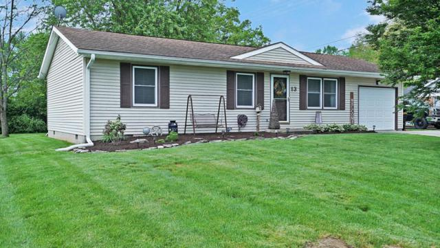 13 Flamingo Drive, Newark, OH 43055 (MLS #218017120) :: RE/MAX ONE