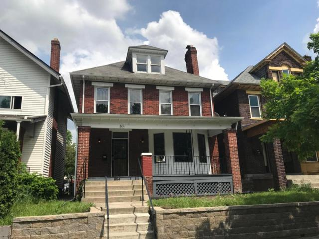 864 S Ohio Avenue, Columbus, OH 43206 (MLS #218017188) :: Berkshire Hathaway HomeServices Crager Tobin Real Estate