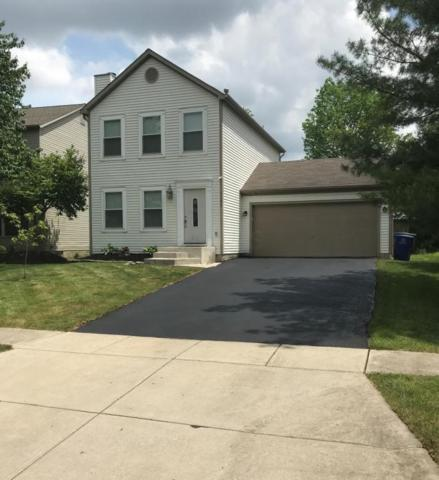 4868 Ballentine Drive, Canal Winchester, OH 43110 (MLS #218017211) :: The Mike Laemmle Team Realty