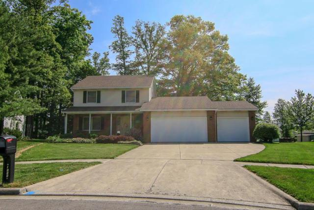 1360 Oak Knoll Court, Marysville, OH 43040 (MLS #218017234) :: Signature Real Estate