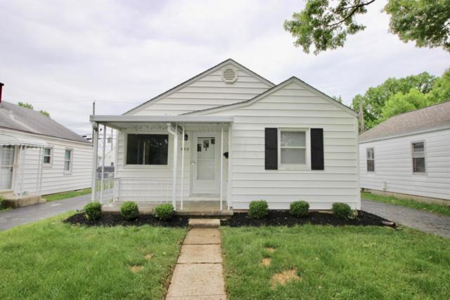 588 E Jeffrey Place, Columbus, OH 43214 (MLS #218017240) :: Berkshire Hathaway HomeServices Crager Tobin Real Estate