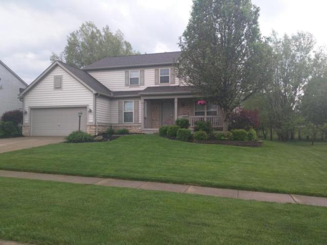 8225 Woodstream Drive, Canal Winchester, OH 43110 (MLS #218017249) :: The Mike Laemmle Team Realty