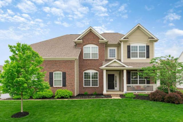 1129 Carriage Valley Drive, Powell, OH 43065 (MLS #218017344) :: Signature Real Estate
