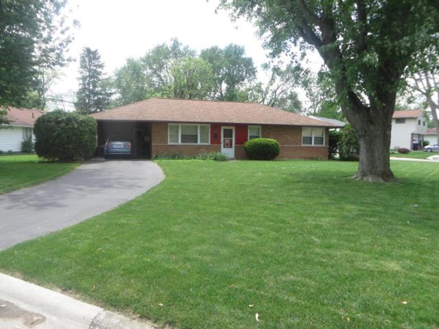 3431 Tudor Lane, Hilliard, OH 43026 (MLS #218017355) :: Signature Real Estate