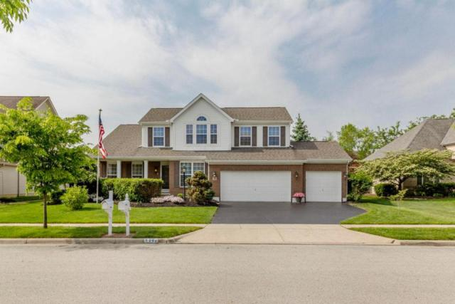5503 Fox Hill Road, Hilliard, OH 43026 (MLS #218017641) :: Exp Realty