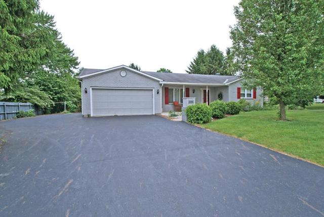 2355 Berry Hill Drive, Grove City, OH 43123 (MLS #218017643) :: Exp Realty