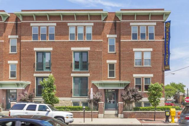 118 E Mound Street #3, Columbus, OH 43215 (MLS #218017750) :: Exp Realty