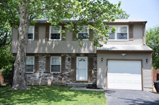 2542 Jade Court, Grove City, OH 43123 (MLS #218017771) :: RE/MAX ONE