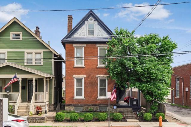 494 E Whittier Street, Columbus, OH 43206 (MLS #218017775) :: Susanne Casey & Associates