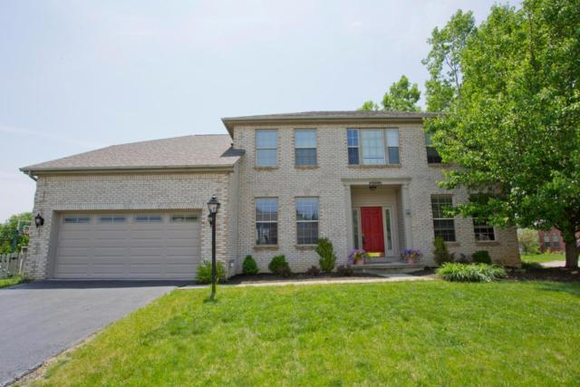 7650 Danbridge Way, Westerville, OH 43082 (MLS #218017786) :: Exp Realty