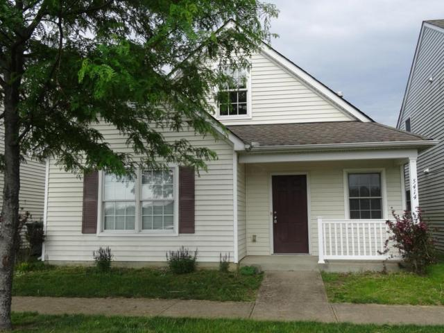 5414 Wrigley Street, Canal Winchester, OH 43110 (MLS #218017801) :: The Clark Group @ ERA Real Solutions Realty