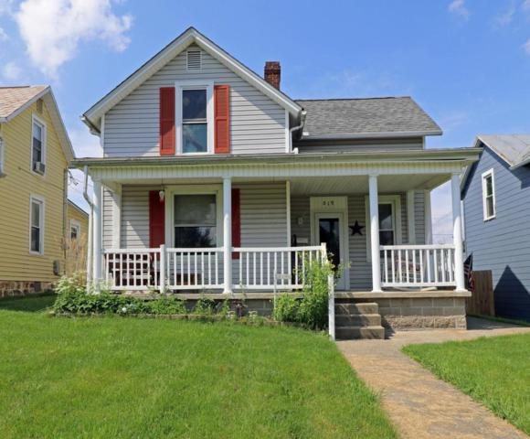 519 E Mulberry Street, Lancaster, OH 43130 (MLS #218017807) :: RE/MAX ONE