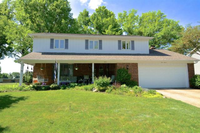 911 E College Avenue, Westerville, OH 43081 (MLS #218017893) :: Exp Realty