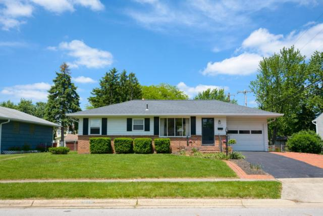 2728 Dennis Lane, Grove City, OH 43123 (MLS #218017904) :: The Clark Group @ ERA Real Solutions Realty