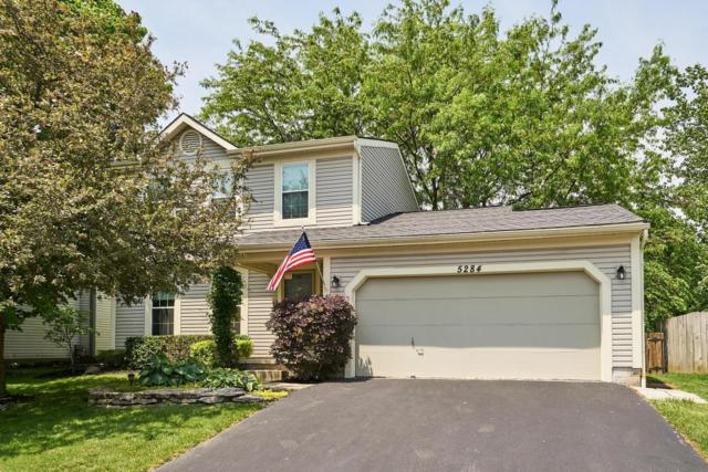 5284 Gillette Avenue, Hilliard, OH 43026 (MLS #218017906) :: Exp Realty