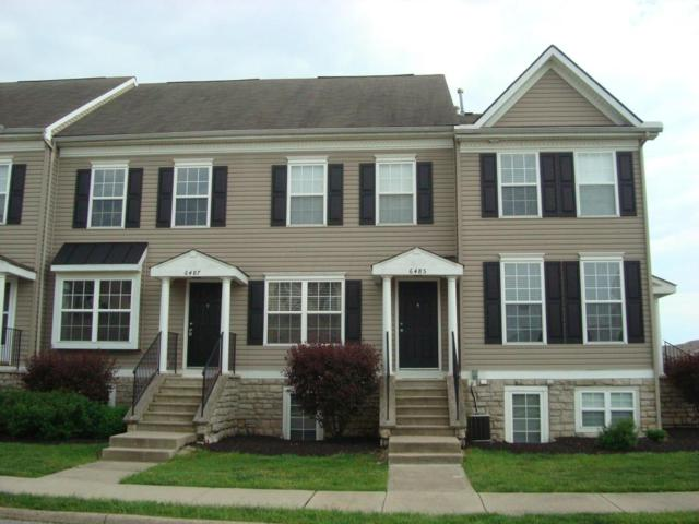 6485 Nottinghill Trail Drive, Canal Winchester, OH 43110 (MLS #218017933) :: The Clark Group @ ERA Real Solutions Realty