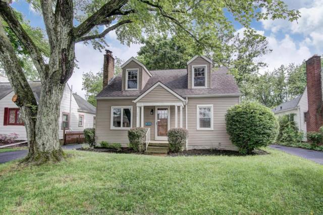 32 E Weisheimer Road, Columbus, OH 43214 (MLS #218017936) :: Berkshire Hathaway HomeServices Crager Tobin Real Estate