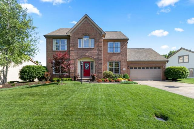 4845 St Andrews Circle C, Westerville, OH 43082 (MLS #218017989) :: Exp Realty