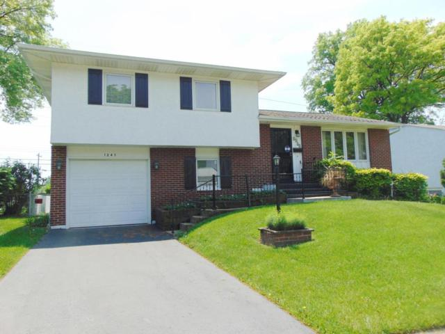 1245 Thurell Road, Columbus, OH 43229 (MLS #218017992) :: Exp Realty