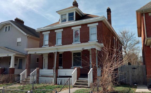 685 Gilbert Street, Columbus, OH 43205 (MLS #218018006) :: Berkshire Hathaway HomeServices Crager Tobin Real Estate