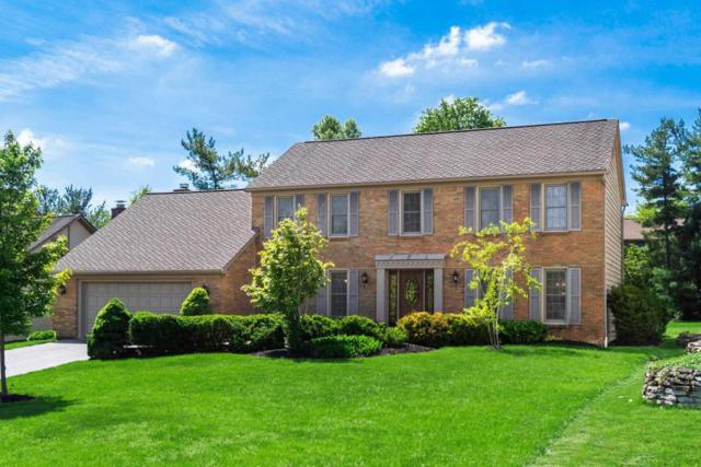 5583 Dumfries Court W, Dublin, OH 43017 (MLS #218018031) :: Berkshire Hathaway HomeServices Crager Tobin Real Estate