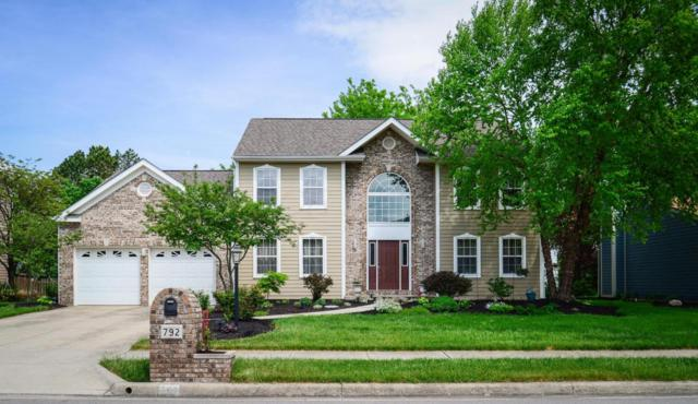 792 Bovee Lane, Powell, OH 43065 (MLS #218018134) :: The Clark Group @ ERA Real Solutions Realty