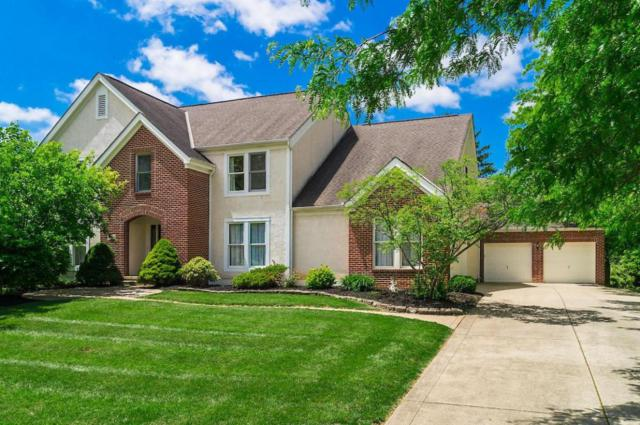 10848 Buckingham Place, Powell, OH 43065 (MLS #218018143) :: The Clark Group @ ERA Real Solutions Realty