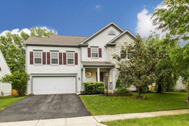384 Rocky Springs Drive, Blacklick, OH 43004 (MLS #218018200) :: Exp Realty