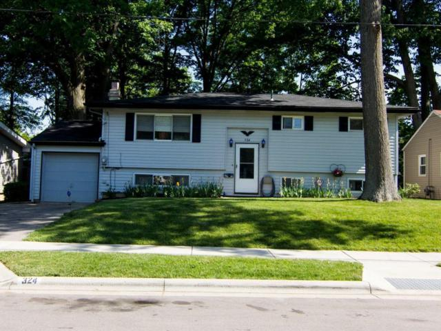 324 E Park Street, Westerville, OH 43081 (MLS #218018205) :: Exp Realty