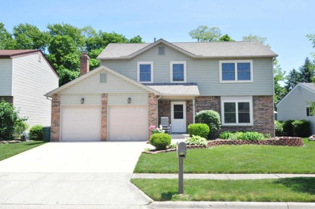 5506 Shannon Heights Boulevard, Dublin, OH 43016 (MLS #218018207) :: Exp Realty