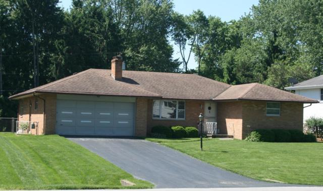 3499 Darbyshire Drive, Hilliard, OH 43026 (MLS #218018217) :: The Clark Group @ ERA Real Solutions Realty
