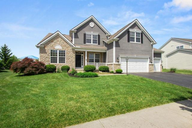 8330 Wildflower Drive, Powell, OH 43065 (MLS #218018278) :: Julie & Company
