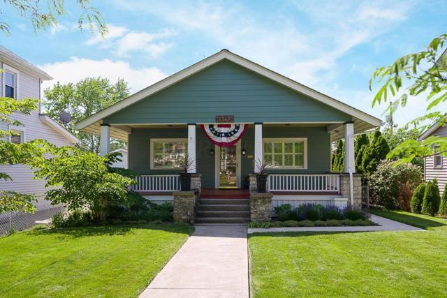 1347 Elmwood Avenue, Grandview Heights, OH 43212 (MLS #218018296) :: Berkshire Hathaway HomeServices Crager Tobin Real Estate
