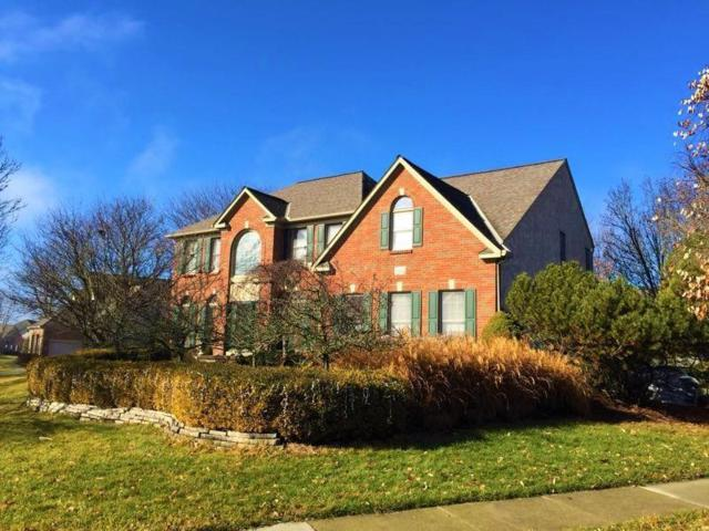 5475 Fawnbrook Lane, Dublin, OH 43017 (MLS #218018380) :: The Clark Group @ ERA Real Solutions Realty