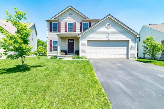 794 Grayfeather Drive, Blacklick, OH 43004 (MLS #218018384) :: Exp Realty