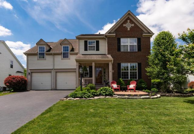 7873 Glenmore Drive, Powell, OH 43065 (MLS #218018388) :: Signature Real Estate