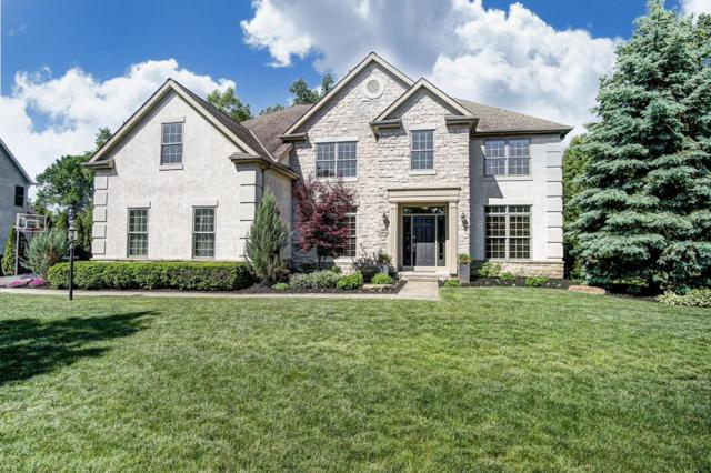 5852 Willow Bend Lane, Westerville, OH 43082 (MLS #218018392) :: The Clark Group @ ERA Real Solutions Realty