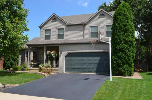 824 Summertree Lane, Westerville, OH 43081 (MLS #218018446) :: The Clark Group @ ERA Real Solutions Realty