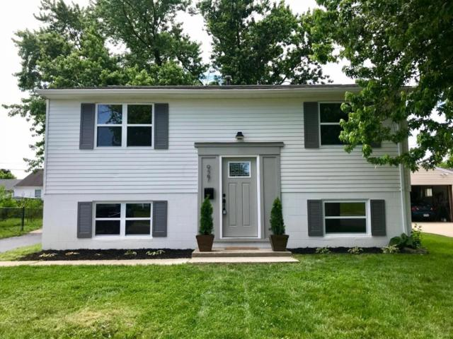 927 Higbee Drive S, Columbus, OH 43207 (MLS #218018626) :: Signature Real Estate