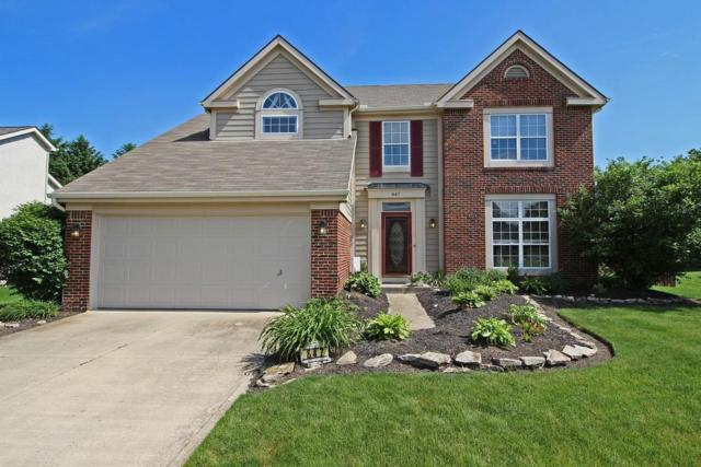 847 Claytonbend Drive, Galloway, OH 43119 (MLS #218018826) :: Exp Realty