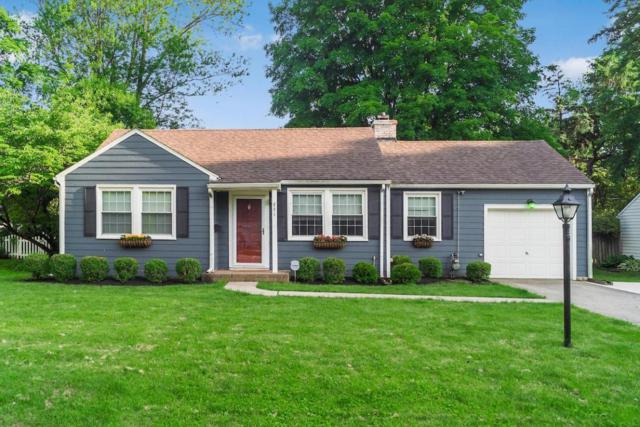 491 Kenbrook Drive, Worthington, OH 43085 (MLS #218018843) :: RE/MAX ONE