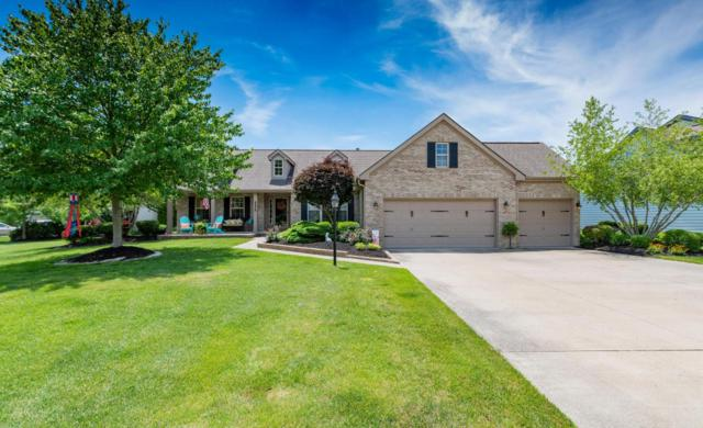 5375 Carson Place, Powell, OH 43065 (MLS #218018901) :: Signature Real Estate