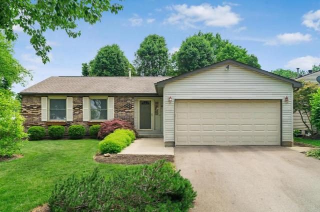 3135 Strathaven Court, Dublin, OH 43017 (MLS #218018943) :: RE/MAX ONE
