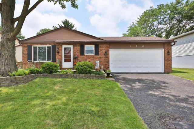 150 Forest Lake Court, Delaware, OH 43015 (MLS #218019174) :: Exp Realty