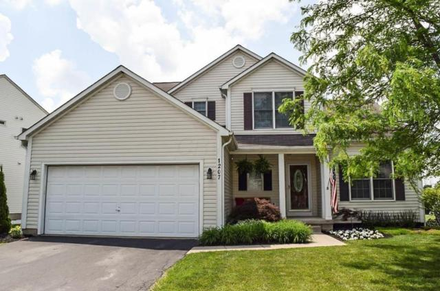 1207 Creekview Drive, Marysville, OH 43040 (MLS #218019202) :: Exp Realty
