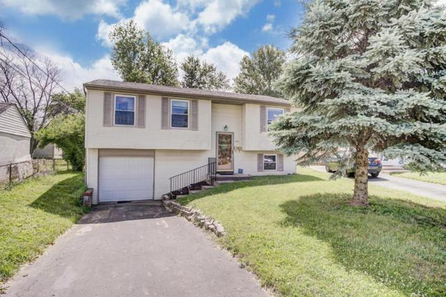 4018 Breathitt Place, Columbus, OH 43207 (MLS #218019224) :: Signature Real Estate