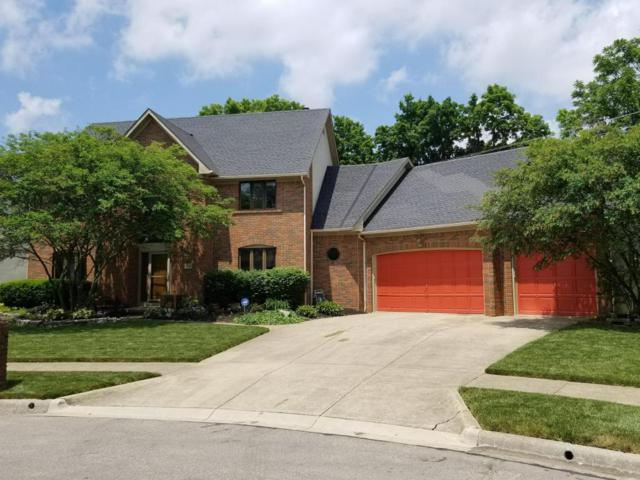758 Bering Court, Westerville, OH 43081 (MLS #218019382) :: Signature Real Estate