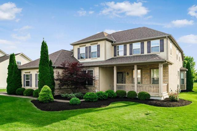 7660 Spring Garden Lane, Powell, OH 43065 (MLS #218019507) :: Exp Realty